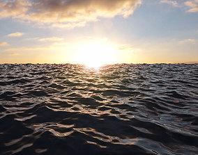 Ocean Waves 1 3D model