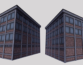 3D model Boston Building 03