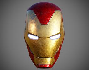 3D printable model Iron Man Helmet Mark 85