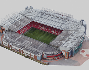 Old Trafford - Manchester United 3D