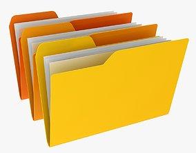 3D asset Folder