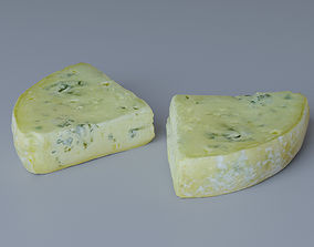 3D model Blue Cheese Photoscan