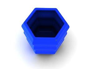 pot 17 3D print model