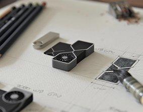 3D Files for 30 Series USB Thumdrive gpu
