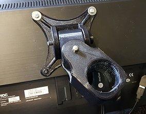3D print model VESA 10 bracket tv monitor