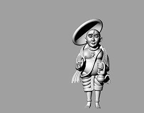 3D print model vamana bhagwan