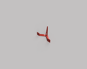 Nintendo Switch Stand 3D print model