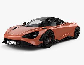 McLaren 765LT 2021 3D