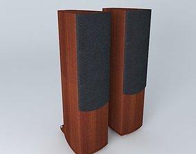3D model Speakers Whaferdale Ages 30
