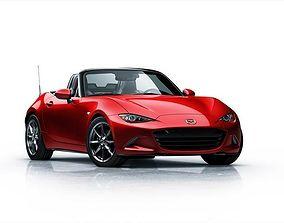Mazda MX-5 3D model