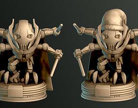 3D print model The General