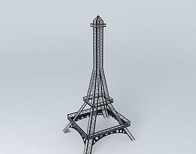 Eiffel Tower-FILIATRA 3D