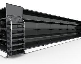 cabinets Shelf 3D model 17