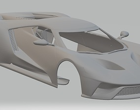 GT 2017 Printable Body Car