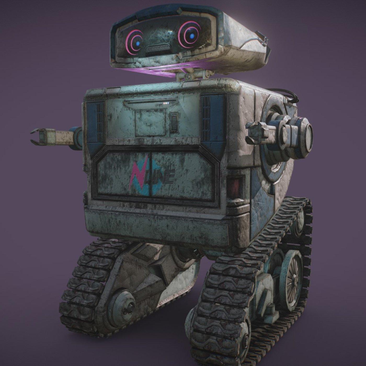 Robot W-Type