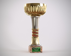 3D model Mini Beach Volley Cup Trophy