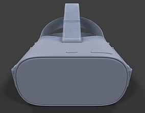 3D model Vr Headset V01