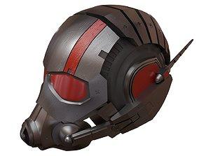 Ant-Man Helmet 3D print model