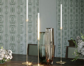 decoration objects 3D