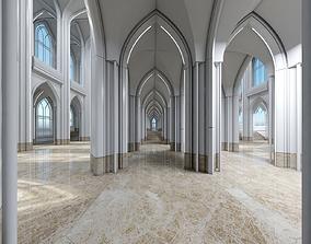 3D Futuristic Interior 323