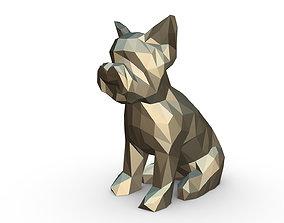 3D print model Yorkshire Terrier figure