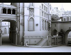 Old City V2 3D