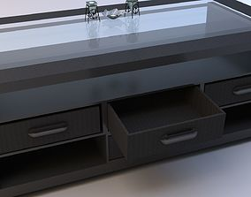 3D Collectors Coffee Table