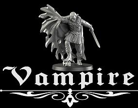 3D printable model Vampire