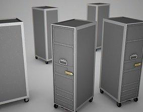 Aircraft Trolley 3D asset
