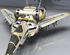 AVF-35-J Wildhog AVGF for Poser 3D