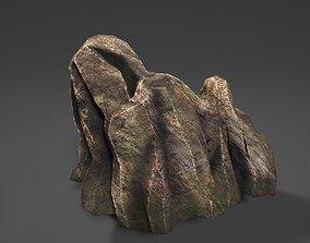 3D asset Rock 08