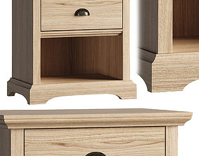 Marry Products Nightstand 2 3D model