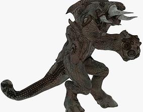 Creature 3D asset