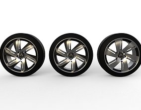 Six sides rim pack by CeGo 3D model