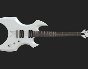 3D model Guitar Esp LTD Ax 400 50