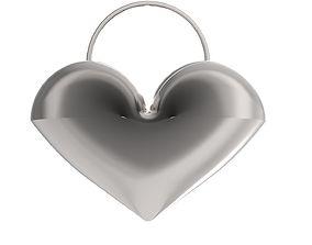3D print model Heart pendant pendants