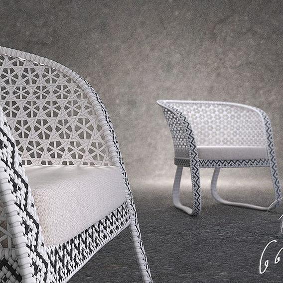 Weaving furniture