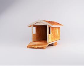 3D model Toast House