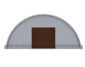 3D pre-fabricated Hangar