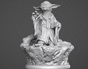 3D model Yoda - The Force
