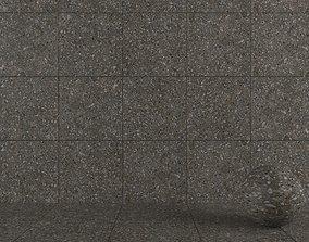 3D model Stone Wall Tiles Terrazzo Multi 80x80
