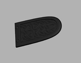 3D print model Valhalla Inspired Wide Belt buckles