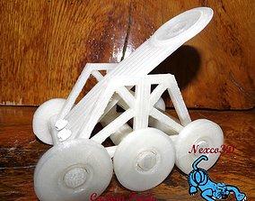 Catapult 3D print model