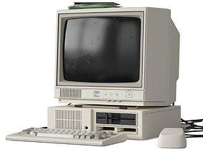 IBM PCjr 3D model