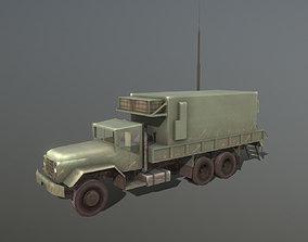 MIM-104 Patriot AN-MSQ-104 Truck 3D model