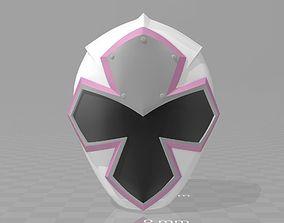 Power Rangers Shuriken Sentai 3D printable model 2