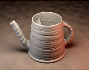 3d Printable Watering Can - by Christopher Michael