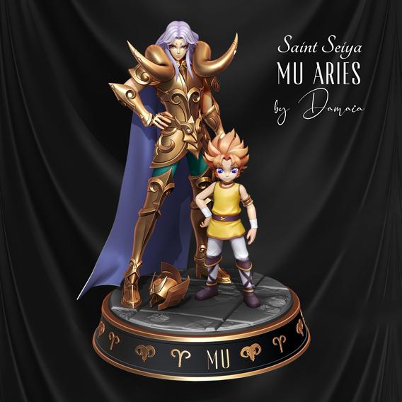 Saint Seiya: Mu / Aries