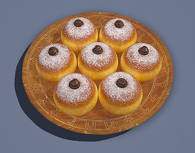 3D model Medieval Pastry