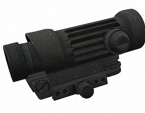 Elcan M145 3D model